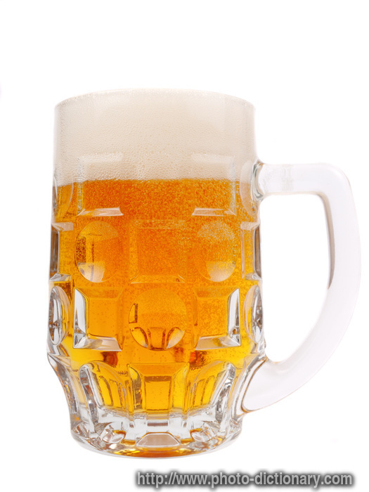 mug of beer photo picture definition at photo dictionary mug of