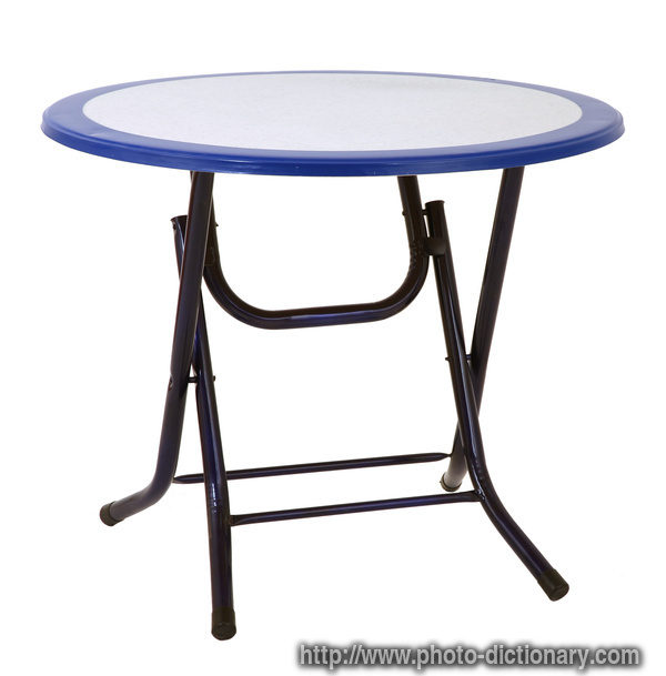 Kitchen table photo picture definition at photo for Html table definition