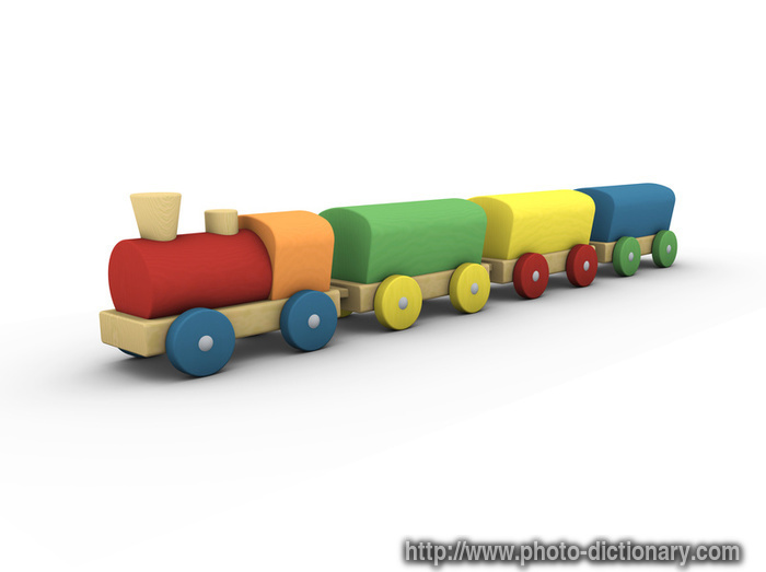 Toy trains pictures