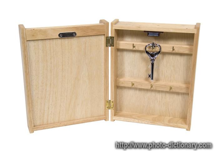 Сделать ящик для ключей