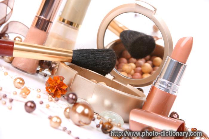 Produk kosmetik