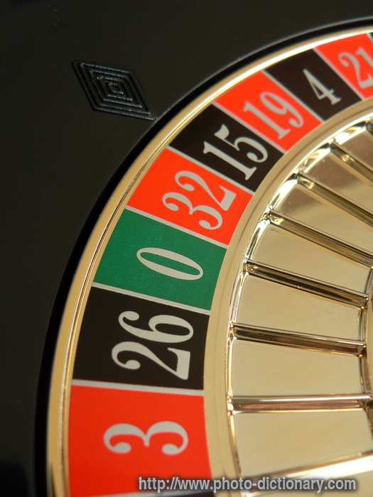 Roulette Meaning In English ―
