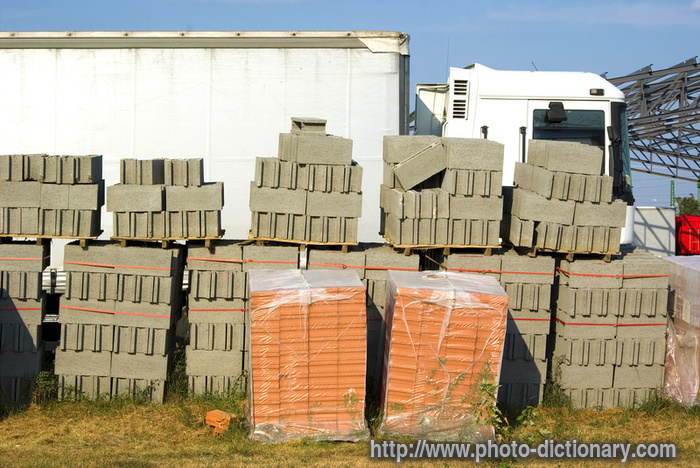 construction material  picture definition at photo