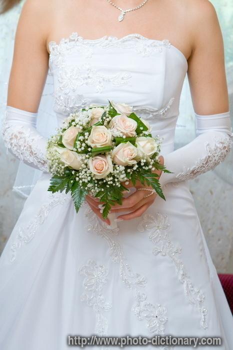 Wedding Bouquet Definition : Wedding bouquet photo picture definition at
