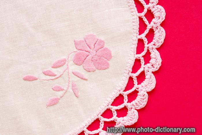Embroidery meaning makaroka