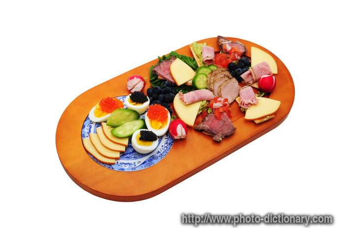 Finger food photo picture definition at photo dictionary - Meaning of cuisine in english ...