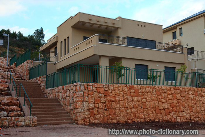 Modern house photo picture definition at photo for Modern house definition