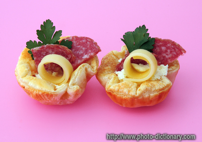 Dictionary Canape Of Canape Photo Picture Definition At Photo Dictionary