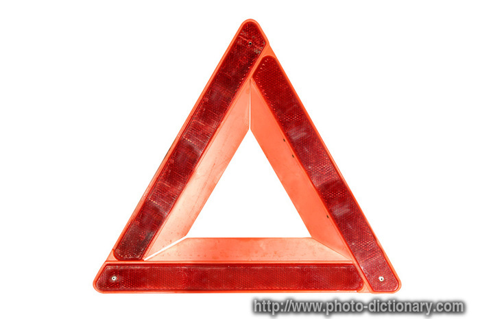 Emergency Stop Sign Photo Picture Definition At Photo