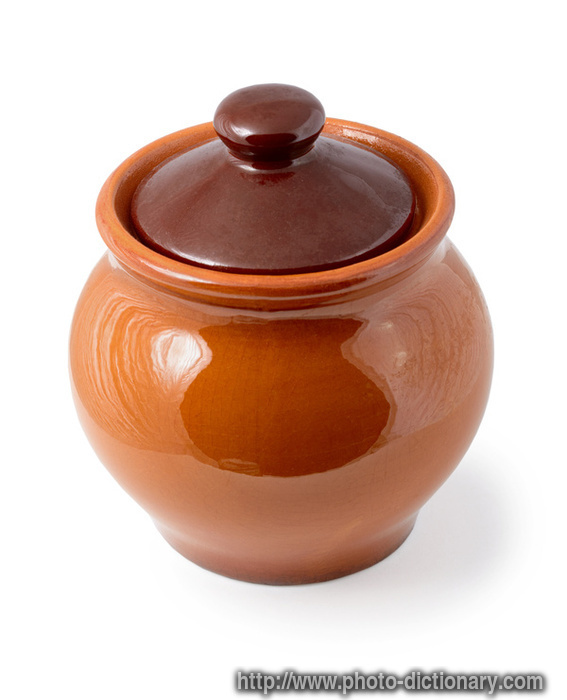 ceramic pot - photo/picture definition - ceramic pot word and phrase ...