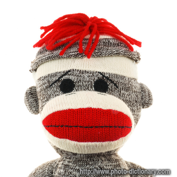 If You Can't Trust a Sock Monkey Your Soul is Dead
