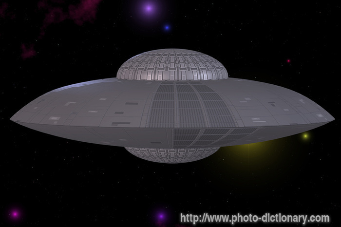 Ufo photo picture definition ufo word and phrase image