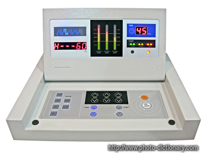 Digital Control Panel : Digital control panel photo picture definition at
