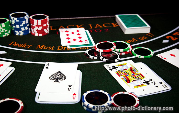 what is a blackjack in blackjack