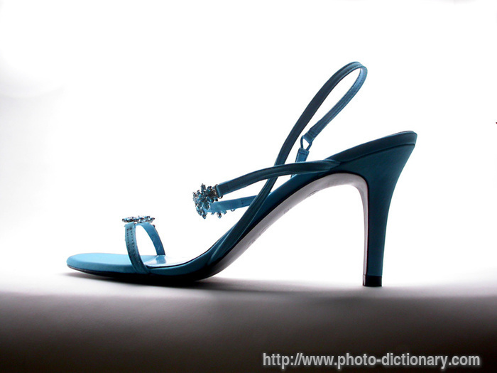 High Heel - Photo  Picture Definition At Photo Dictionary