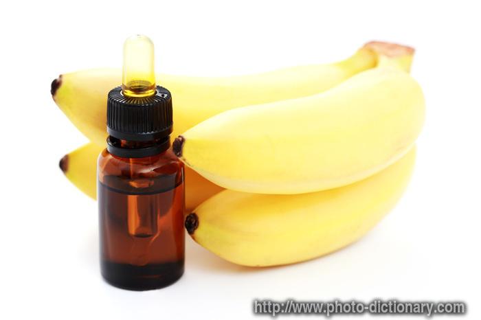 banana essential oil