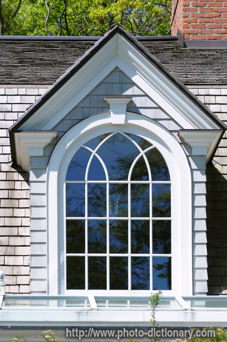 Dormer Window Photo Picture Definition At Photo