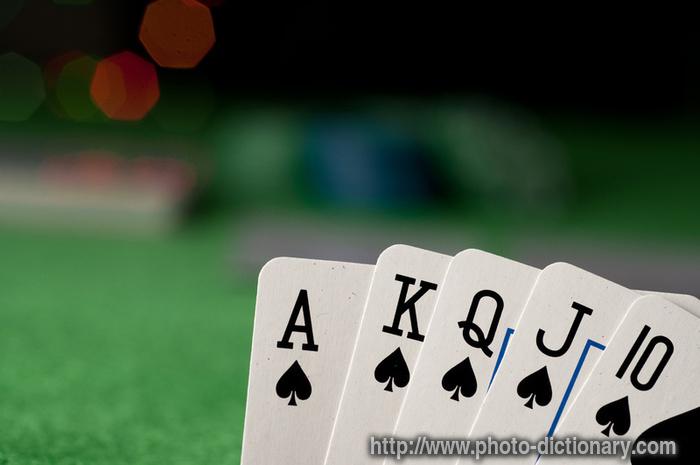 Co poker dictionary