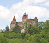 Draculas castle - photo/picture definition - Draculas castle word and phrase image