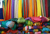 Mexican hammocks - photo/picture definition - Mexican hammocks word and phrase image