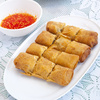 spring rolls - photo/picture definition - spring rolls word and phrase image