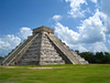 Kukulkan pyramid - photo/picture definition - Kukulkan pyramid word and phrase image