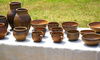 traditional pots - photo/picture definition - traditional pots word and phrase image