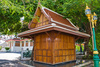 Thai pavilion - photo/picture definition - Thai pavilion word and phrase image