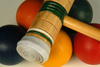 croquet - photo/picture definition - croquet word and phrase image