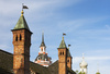 old Moscow - photo/picture definition - old Moscow word and phrase image