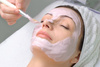 beauty mask - photo/picture definition - beauty mask word and phrase image