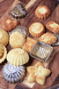 shortcrust pastry - photo/picture definition - shortcrust pastry word and phrase image