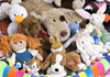 stuffed animals - photo/picture definition - stuffed animals word and phrase image