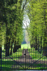 park entrance - photo/picture definition - park entrance word and phrase image