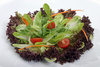 mixed salad - photo/picture definition - mixed salad word and phrase image