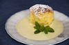 Bavarian dessert - photo/picture definition - Bavarian dessert word and phrase image