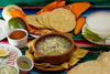 Mexican food - photo/picture definition - Mexican food word and phrase image