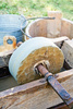 grinding wheel - photo/picture definition - grinding wheel word and phrase image