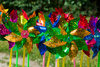 pinwheels - photo/picture definition - pinwheels word and phrase image