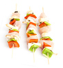 brochettes - photo/picture definition - brochettes word and phrase image