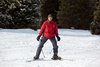 skiing - photo/picture definition - skiing word and phrase image