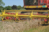 harvesting combine - photo/picture definition - harvesting combine word and phrase image