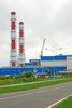thermal power station - photo/picture definition - thermal power station word and phrase image