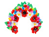 Ukrainian wreath - photo/picture definition - Ukrainian wreath word and phrase image
