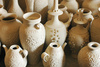 pottery jugs - photo/picture definition - pottery jugs word and phrase image