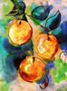 watercolor painting - photo/picture definition - watercolor painting word and phrase image