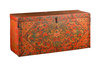 ancient Tibetan box - photo/picture definition - ancient Tibetan box word and phrase image