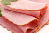 boiled gammon - photo/picture definition - boiled gammon word and phrase image