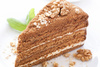 honey cake - photo/picture definition - honey cake word and phrase image