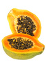 carica papaya - photo/picture definition - carica papaya word and phrase image